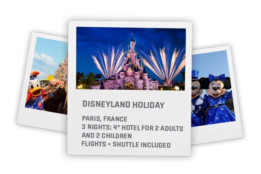 Disneyland Paris Holiday