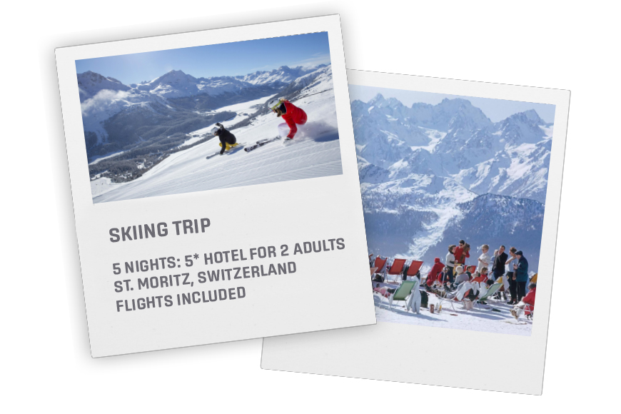 St Moritz Holiday