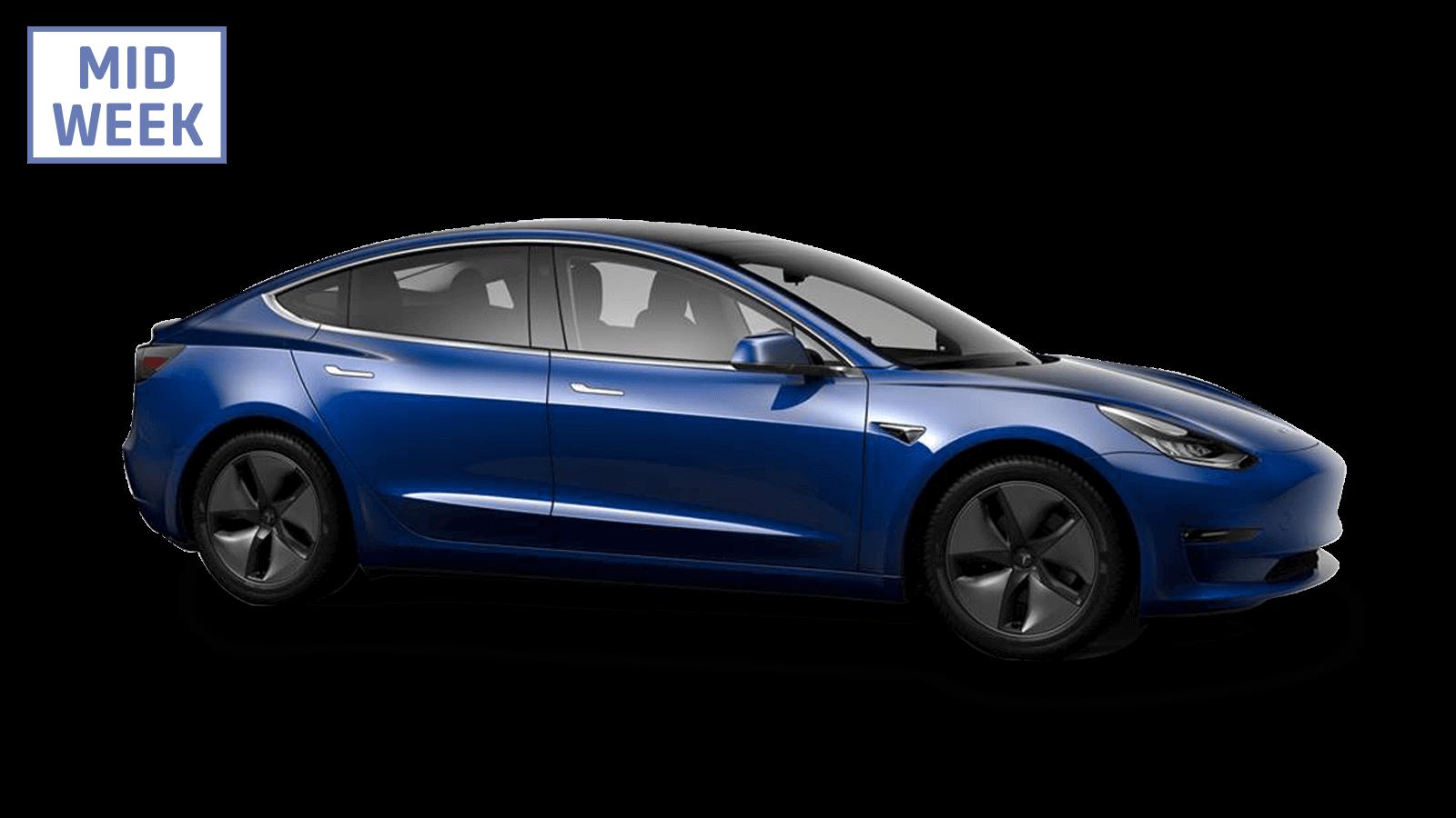 Tesla Model 3 Standard Range Plus | BOTB